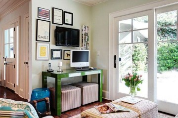 Creative Space Saving Living Room Decoration Ideas For Small Apartment33