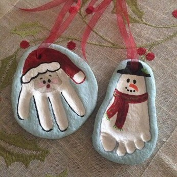 Extremely Fun Homemade Christmas Ornaments Ideas Budget02
