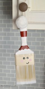 Extremely Fun Homemade Christmas Ornaments Ideas Budget07