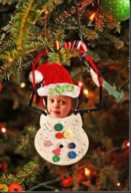 Extremely Fun Homemade Christmas Ornaments Ideas Budget20