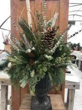 Lovely Christmas Porch Makeover Ideas08