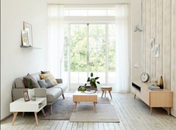 Simple Scandinavian Interior Design Ideas For Living Room31
