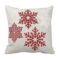 Stunning Red Christmas Pillow Design Ideas15
