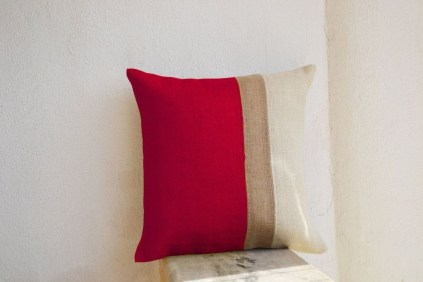 Stunning Red Christmas Pillow Design Ideas36