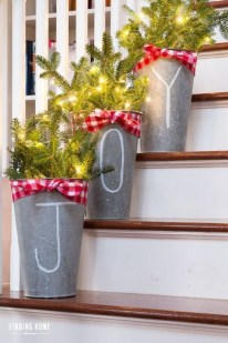 Stylish Diy Outdoor Christmas Decoration Ideas01