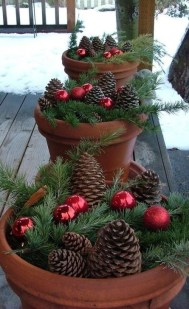 Stylish Diy Outdoor Christmas Decoration Ideas04