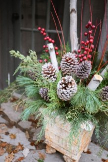 Stylish Diy Outdoor Christmas Decoration Ideas10