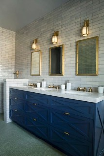 Elegant Bathroom Cabinet Remodel Ideas17