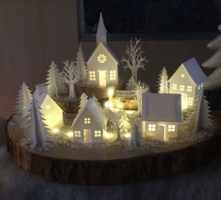 Perfect White Christmas Decoration Ideas03