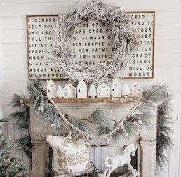 Perfect White Christmas Decoration Ideas06