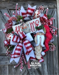 Perfect White Christmas Decoration Ideas40
