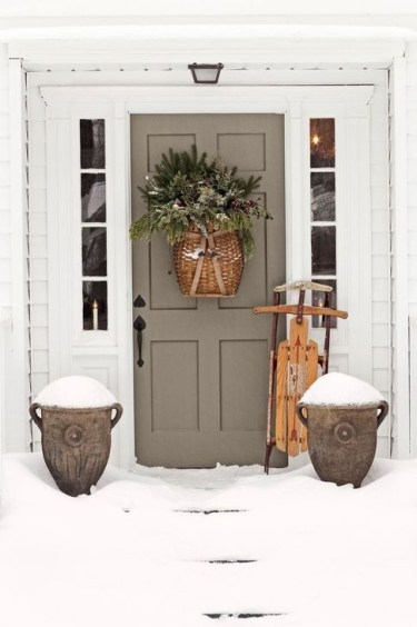 Perfect White Christmas Decoration Ideas45