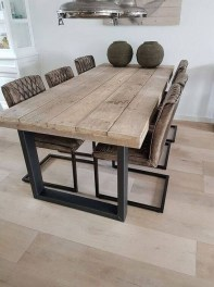 Cute Farmhouse Dining Room Table Ideas18