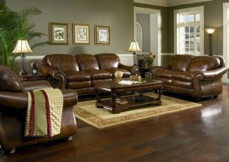Amazing Dark Hardwood Floors Ideas For Living Room12