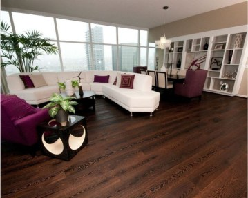 Amazing Dark Hardwood Floors Ideas For Living Room17
