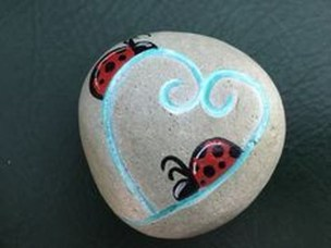 Best Rock Painting Design Ideas04