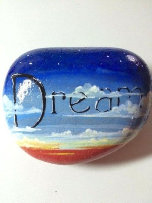 Best Rock Painting Design Ideas41