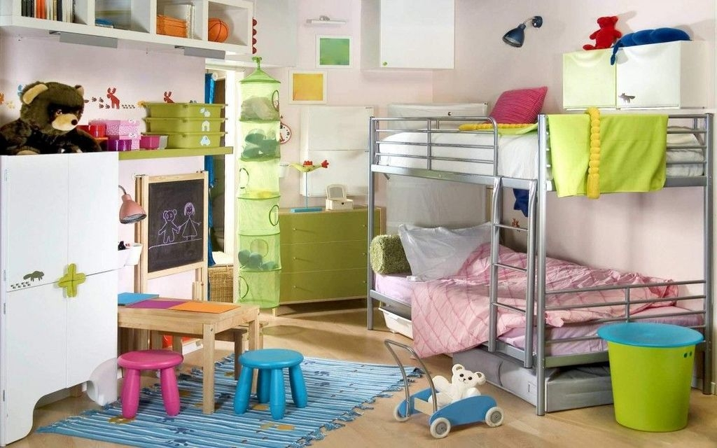 Cheap Space Saving Design Ideas For Kids Rooms 01
