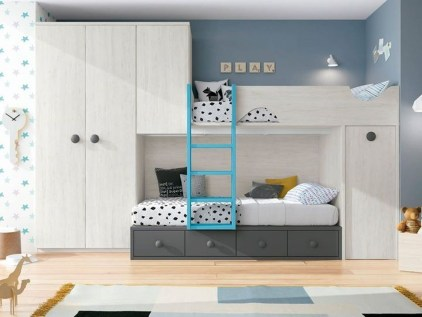 Cheap Space Saving Design Ideas For Kids Rooms 40
