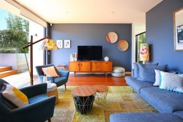 Elegant Midcentury Living Room Design Ideas03