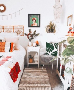 Smart Diy Bohemian Bedroom Decor Ideas 16