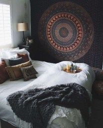 Smart Diy Bohemian Bedroom Decor Ideas 20