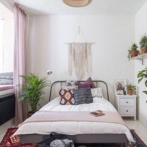 Smart Diy Bohemian Bedroom Decor Ideas 29