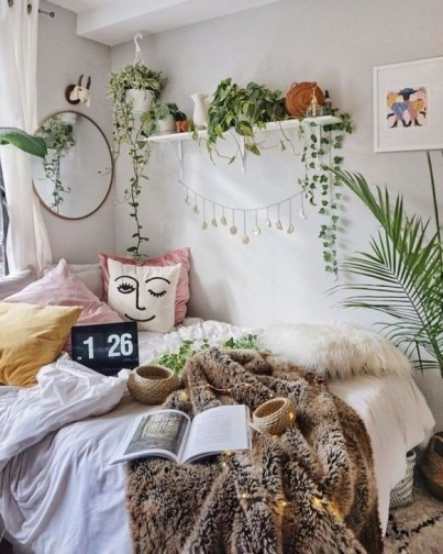 Smart Diy Bohemian Bedroom Decor Ideas 45