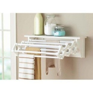 Elegant Diy Drying Rack Design Ideas That You Can Copy Right Now 03