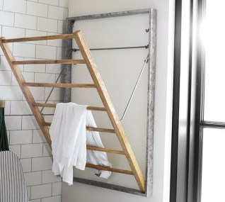 Elegant Diy Drying Rack Design Ideas That You Can Copy Right Now 04