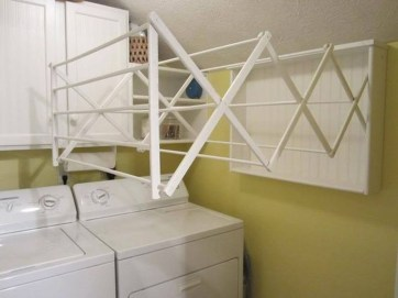 Elegant Diy Drying Rack Design Ideas That You Can Copy Right Now 12