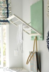 Elegant Diy Drying Rack Design Ideas That You Can Copy Right Now 24