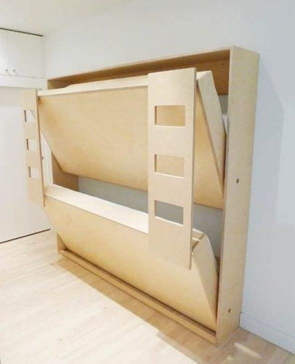 Fantastic Diy Murphy Bed Ideas For Small Space 20