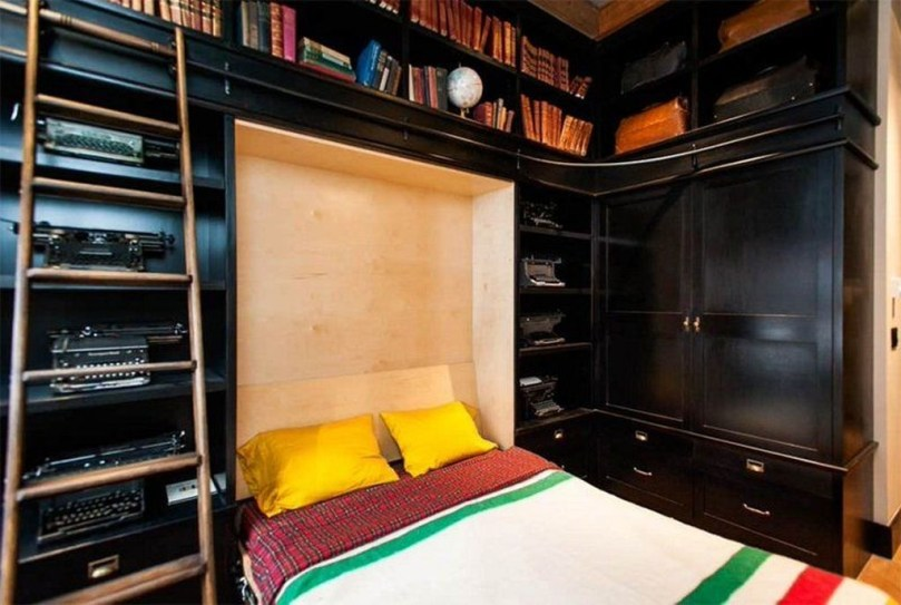 Fantastic Diy Murphy Bed Ideas For Small Space 43