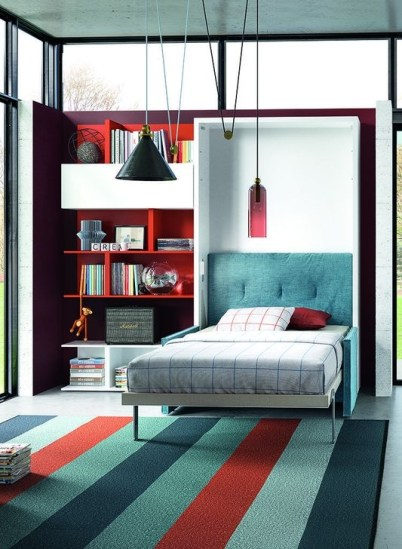 Fantastic Diy Murphy Bed Ideas For Small Space 45