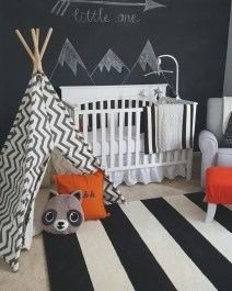 Modern Baby Room Themes Design Ideas 21