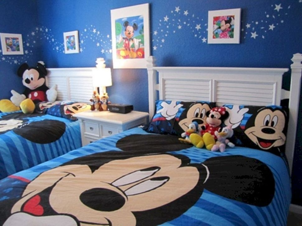 Perfect Disney Room Ideas For Children 19
