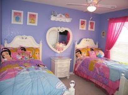 Perfect Disney Room Ideas For Children 39