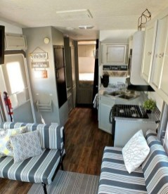 Splendid Rv Camper Remodel Ideas 42