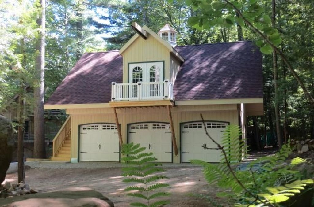 Fabulous Home Design Ideas With Car Garage 44