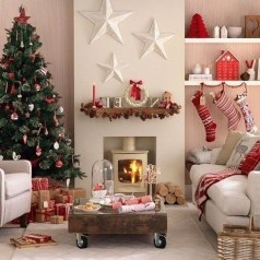 Rustic Living Room Decoration Ideas With Some Ornament 28