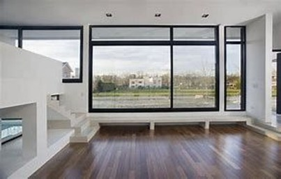 Catchy Glass Window Design Ideas For Home 11