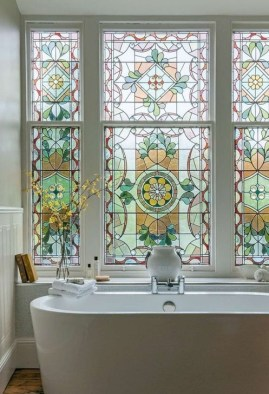Catchy Glass Window Design Ideas For Home 20