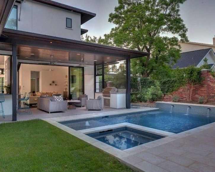 Creative Swimming Pools Design Ideas For Your Yard 13