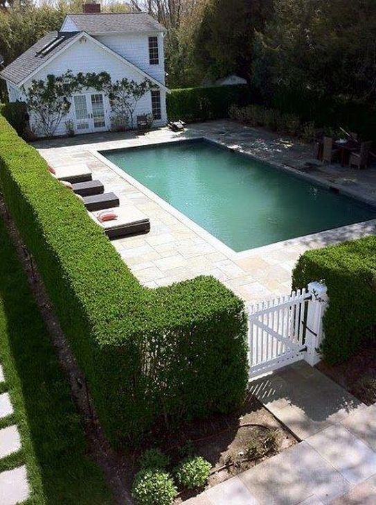 Creative Swimming Pools Design Ideas For Your Yard 35