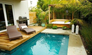 Creative Swimming Pools Design Ideas For Your Yard 38