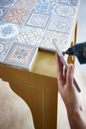 Enchanting Diy Mosaic Craft Ideas To Beautify Your Home Decoration 24