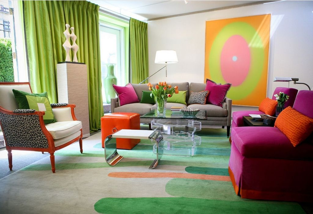 Luxury Colorful Apartment Décor And Remodel Ideas For Summer 38