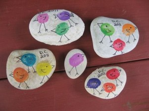 Splendid Diy Projects Painted Rocks Animals Dogs Ideas For Summer 41
