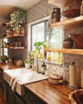 Stylish Farmhouse Kitchen Design Ideas To Bring Classic Look 24